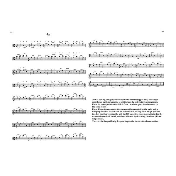 van der Werff, Ivo-Jan - A Notebook for Viola Players