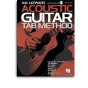 Hal Leonard Acoustic Guitar Tab Method - Book 2 (Book/Online Audio) -