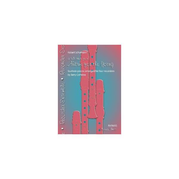 Schumann, Robert - Album for the Young (Recorder Ensemble)