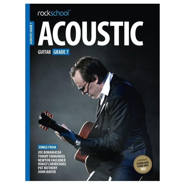 Rockschool Acoustic Guitar Grade Seven (2016)