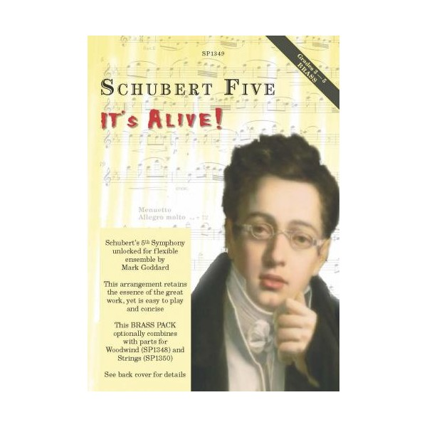 Schubert Five, It's Alive! (Woodwind Version)