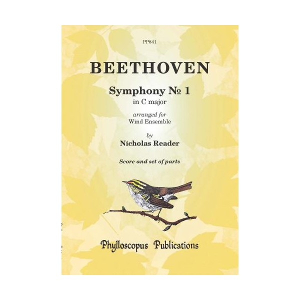 Beethoven - Symphony No. 2 (Wind Ensemble)