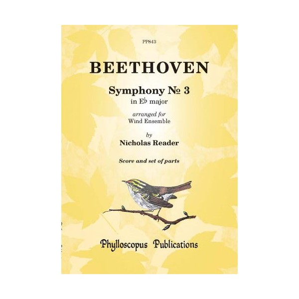 Beethoven - Symphony No. 3 (Wind Ensemble)