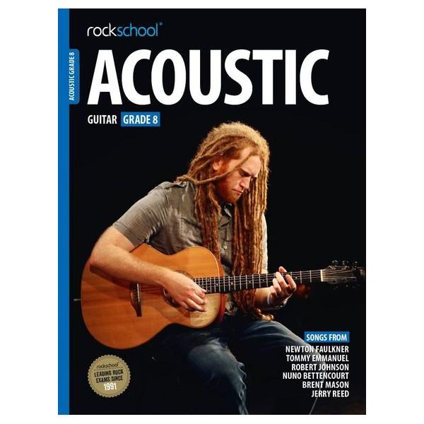 Rockschool Acoustic Guitar Grade Eight (2016)