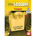 First Lessons in Cajon