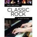 Really Easy Piano: Classic Rock -