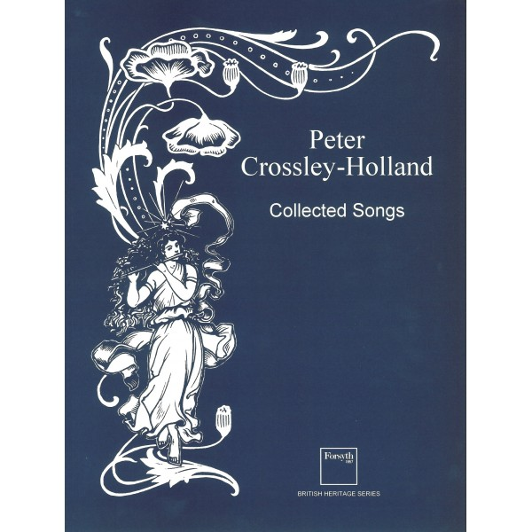 Collected Songs - Crossley-Holland, P.