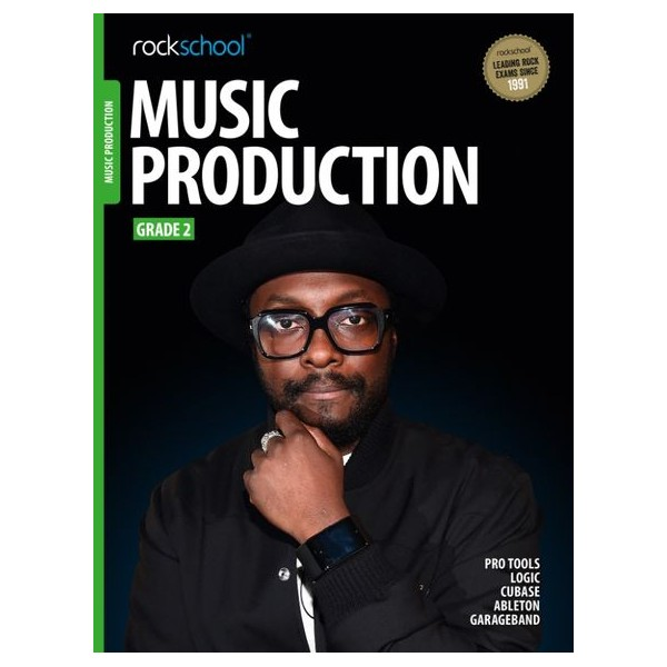 Rockschool Music Production, Grade Two (2016)