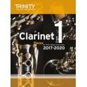 TCL Clarinet Exam Pieces Grade One (2017-20)