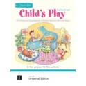 Rae, James - Child's Play for Flute & Piano