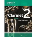 TCL Clarinet Exam Pieces, Grade Two (2017-20)