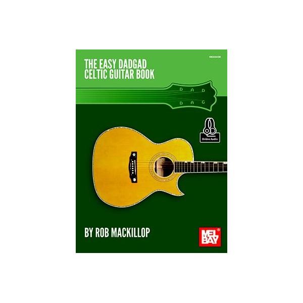 The Easy DADGAD Celtic Guitar Book