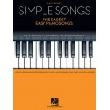Simple Songs for Easy Piano