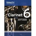TCL Clarinet Exam Pieces, Grade Six (2017-20)