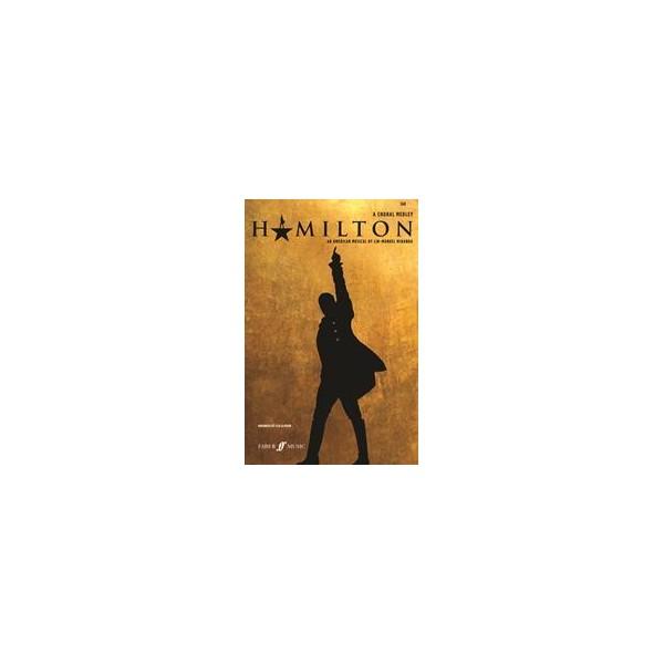 Hamilton: A Choral Medley (SAMen)