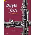 Duets for Fun: Clarinets
