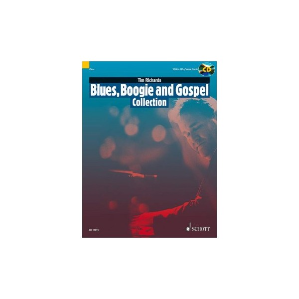 The Blues, Boogie & Gospel Collection