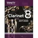 TCL Clarinet Exam Pieces, Grade Eight,