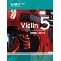 TCL Violin Exam Pieces, Grade Five (2016-19)