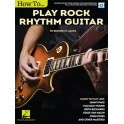 How to Play Rock Rhythm Guitar