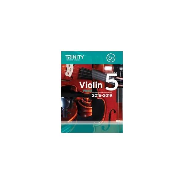 TCL Violin Exam Pieces, Grade Five (2016-19)