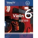 TCL Violin Exam Pieces, Grade Six (2016-19)
