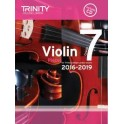 TCL Violin Exam Pieces, Grade Seven (2016-19)