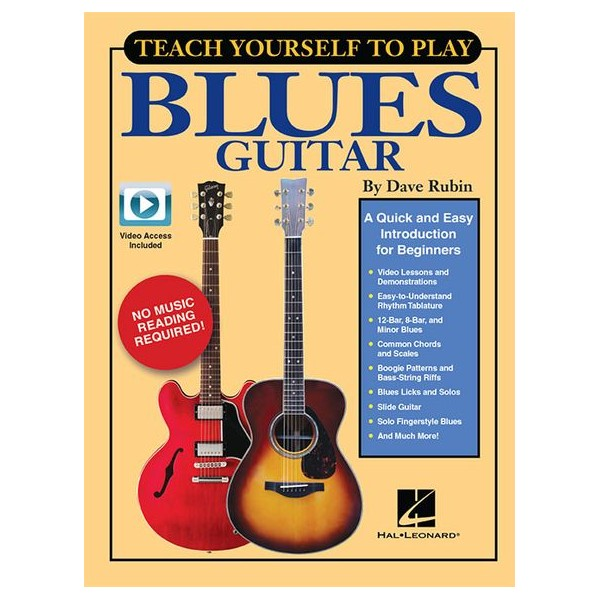 Teach Yourself to Play Blues Guitar
