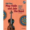 Folk Time: Play Violin & Join the Band