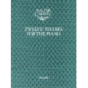 Twelve Studies - Carroll, Walter