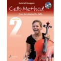 Koeppen Cello Method: Lesson Book Two