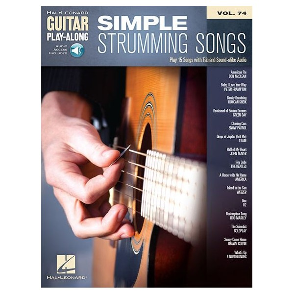 Simple Strumming Songs (GPA74)