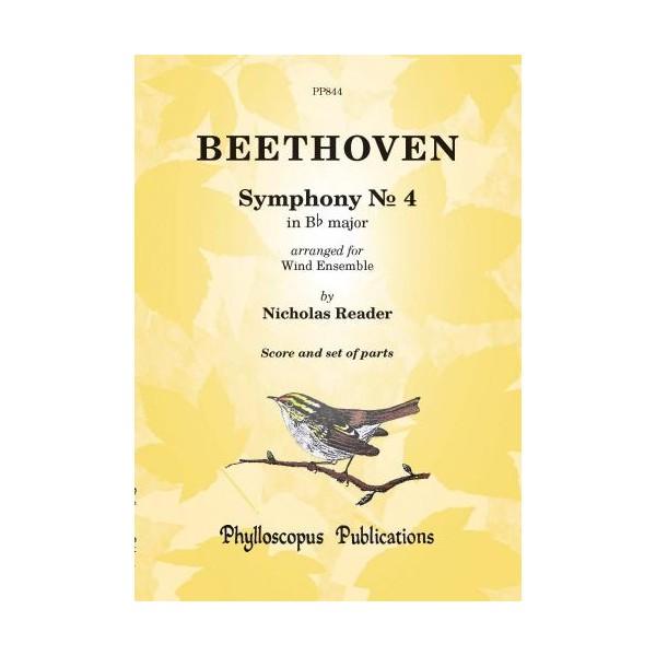Beethoven - Symphony No. 4 (Wind Ensemble)
