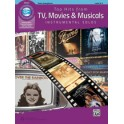 Top Hits from TV, Movies & Musicals (Bb Sax)