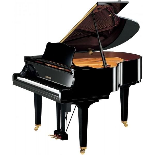 Yamaha DGC1Enst Enspire Disklavier Silent Grand Piano