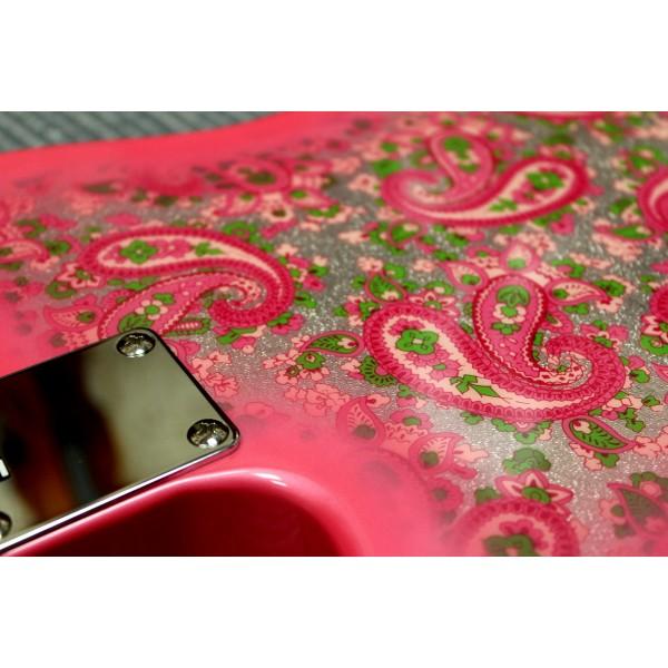 Fender FSR Pink Paisley Telecaster