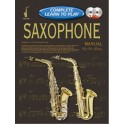 Gelling, Peter - Complete Learn To Play Saxophone Manual