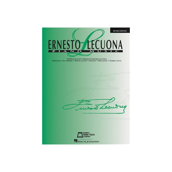 Lecuona, Ernesto - Piano Music