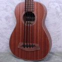 Kala UBASS-SMHG All Solid Mahogany Electro-Acoustic Bass Ukulele