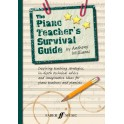 Williams, Anthony - The Piano Teacher's Survival Guide