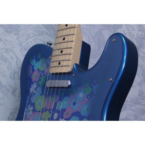 Fender FSR Blue Flower Telecaster