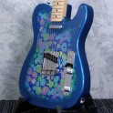 Fender FSR Blue Flower Telecaster