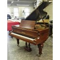 SOLD - Rebuilt Bluthner Grand Piano in Rosewood Polish