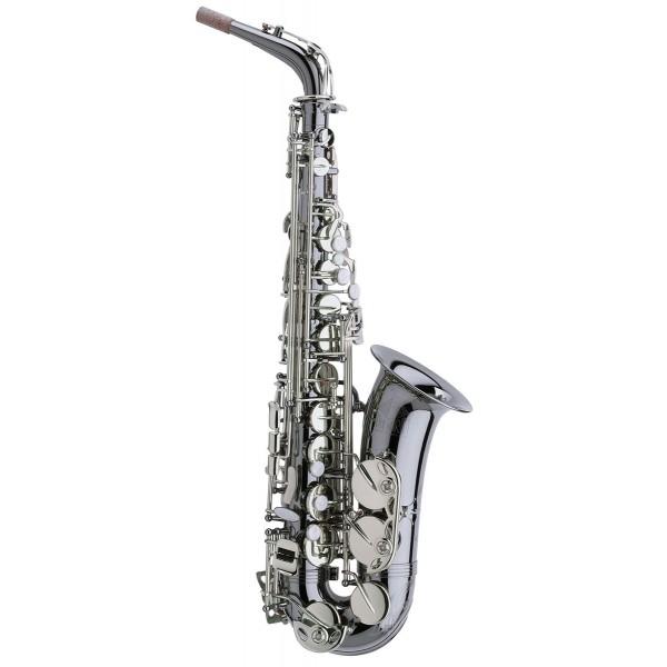 Trevor James Classic Alto Sax in Black & Silver