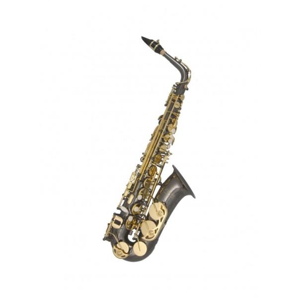 Trevor James Classic Alto Sax in Black & Gold