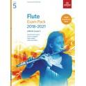 ABRSM Grade 5 Flute Exam Pack 2018–2021