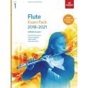 ABRSM Grade 1 Flute Exam Pack 2018–2021