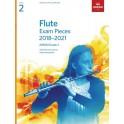 ABRSM Grade 2 Flute Exam Pieces 2018–2021