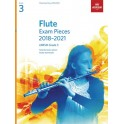 ABRSM Grade 3 Flute Exam Pieces 2018–2021