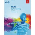 ABRSM Grades 6–8 Flute Sight-Reading Tests from 2018